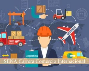 SENA Carrera Comercio Internacional