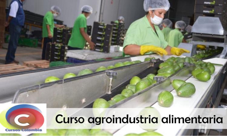 agroindustria alimentaria sena