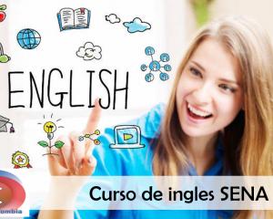 cursos de ingles sena virtual gratis