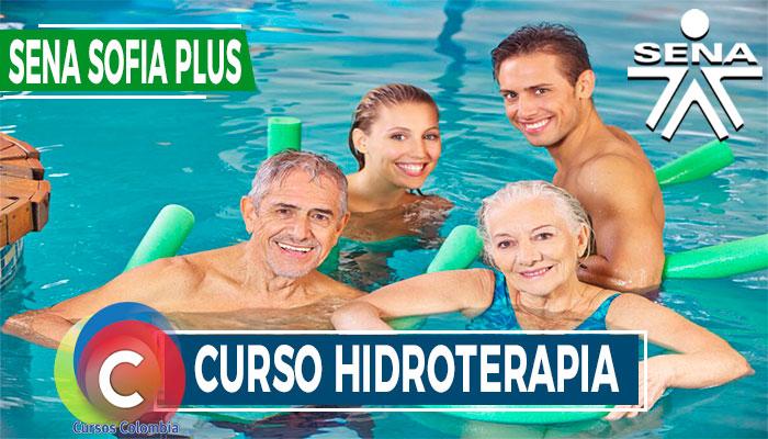 Curso Hidroterapia SENA