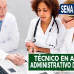 Tecnico Administrativo en Apoyo a la Salud