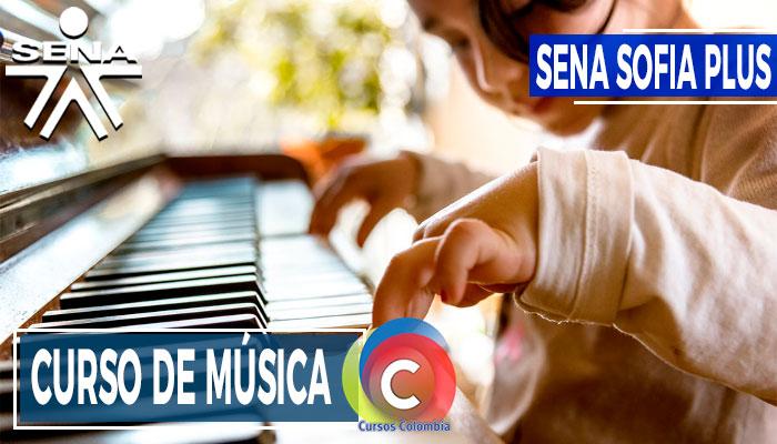 Curso Música SENA