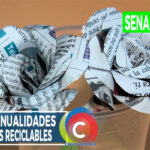 Manualidades con Materiales Reciclables SENA