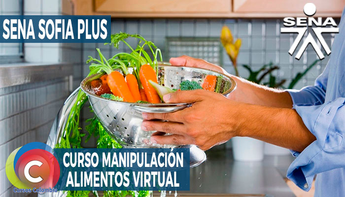 Curso Manipulación Alimentos SENA