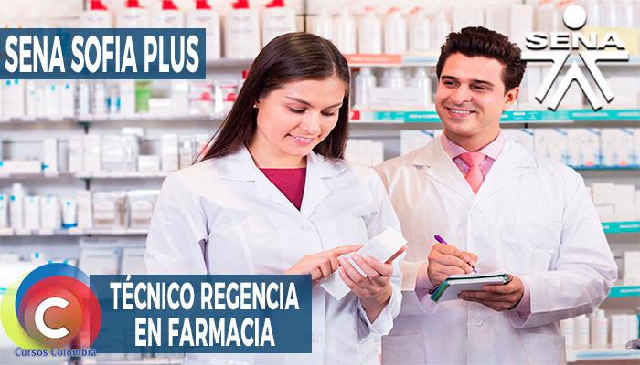 Regencia de Farmacia SENA