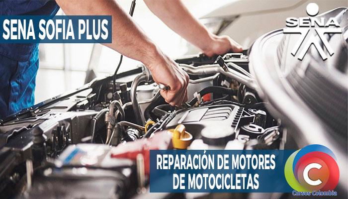 Curso Reparacion de Motocicletas SENA