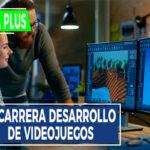 Carreras Desarrollo de Videojuegos SENA