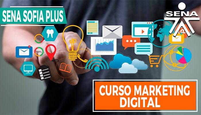 Curso Marketing Digital SENA