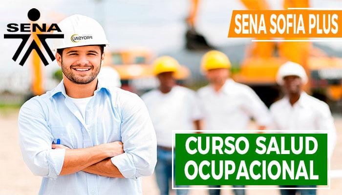 Curso Salud Ocupacional SENA